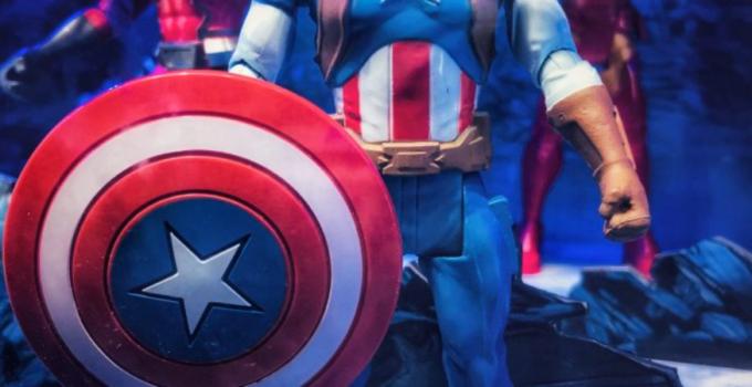 Festa tema Avengers