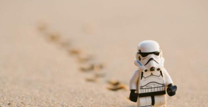 Festa tema Star Wars: