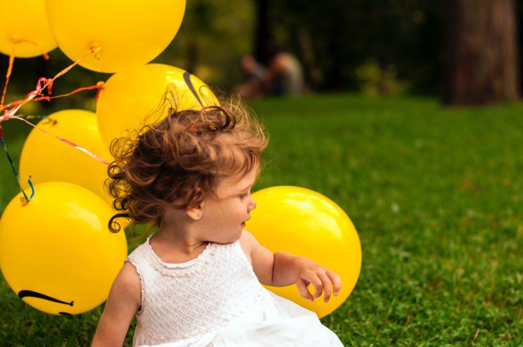 feste bambini al parco pubblico
