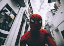 inviti a tema spiderman