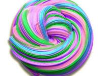 Come fare il Fluffy Slime: giocattolo Fluffy Slime colorato