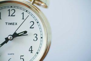 Quanto tempo prima mandare un invito per ricevere conferma