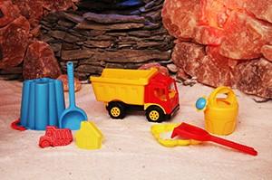 feste per bambini in grotte di sale Sant'Agnese