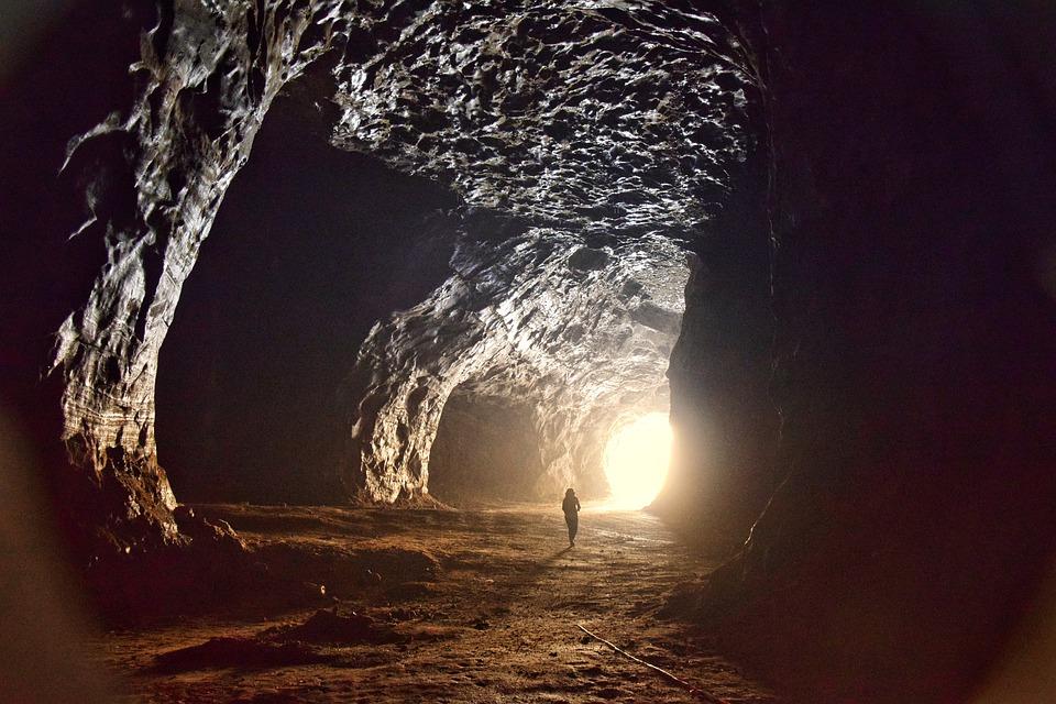 festa per bambini in grotte di sale