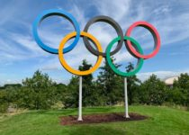 I 5 anelli delle Olimpiadi