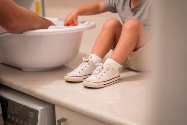 Giochi per il bagnetto dei bambini