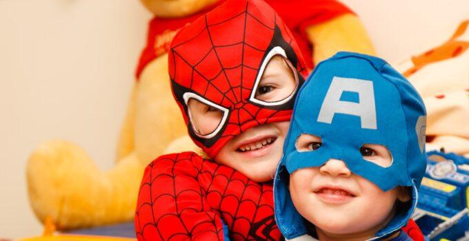 Feste a tema per bambini! La guida su tutte le feste a tema, come Spiderman e Avengers!
