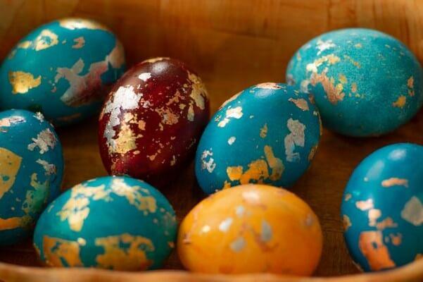 Uova da pitturare