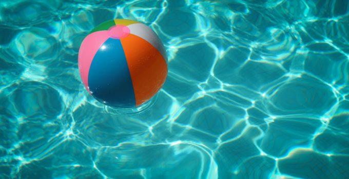 feste per bambini in piscina