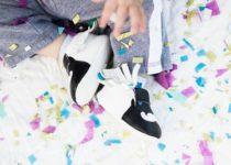 primo compleanno piedi bimbo