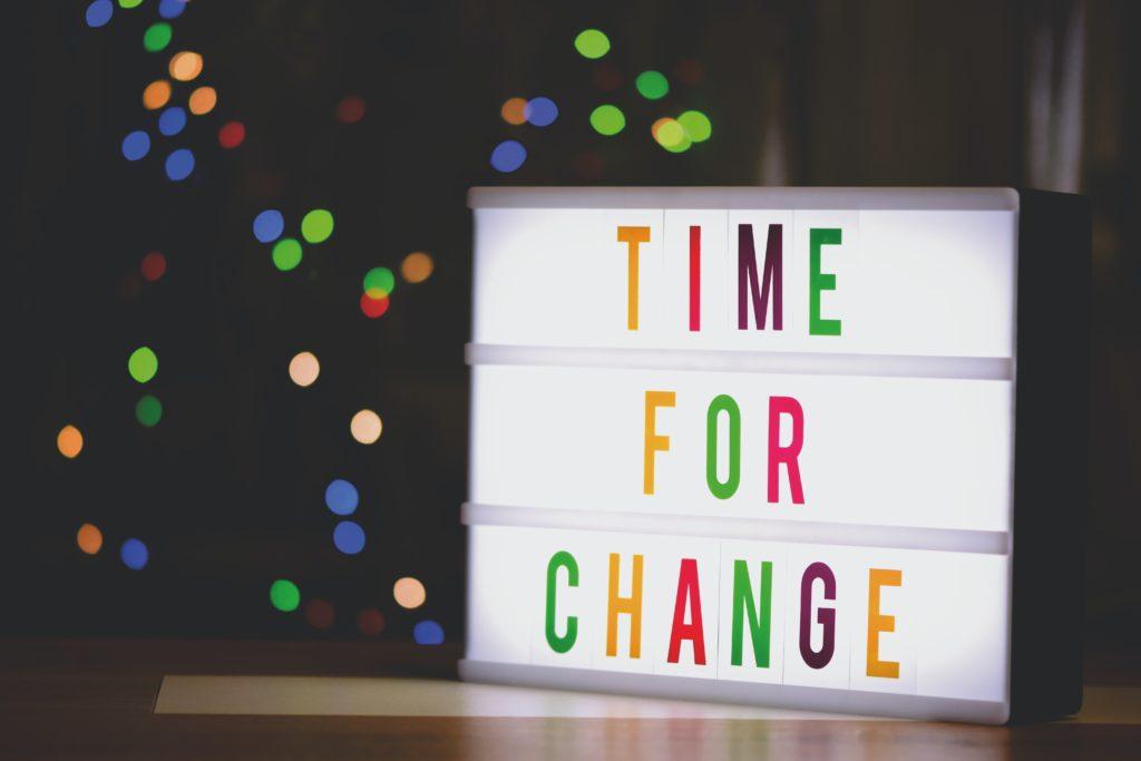 come organizzare un cambio durante una festa per bambini