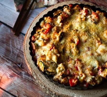Torta salata della nonna: la ricetta